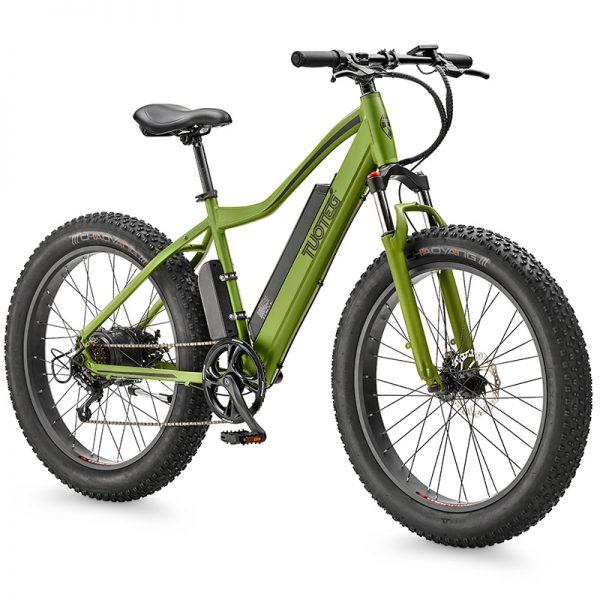 CNQR Green Ebike