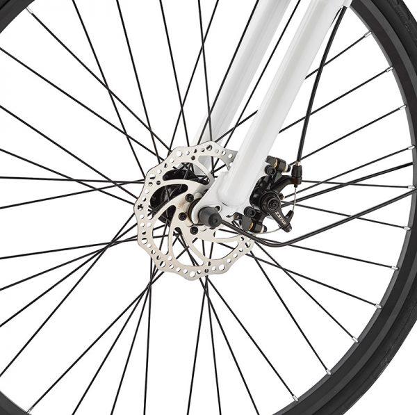 crzr white model disc brakes