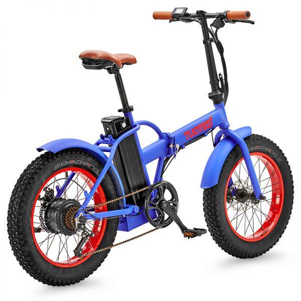 cvrt blue model rear