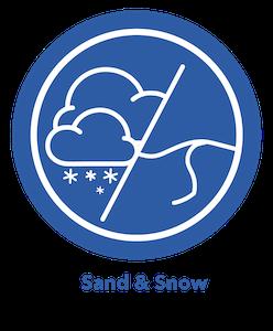 Sand & Snow eBike Icon