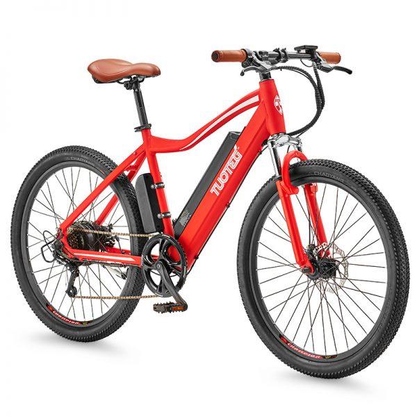 XPLR Red Ebike