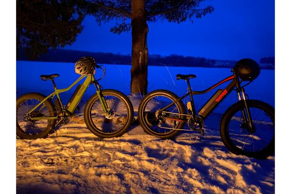 CNQR Night Bikes