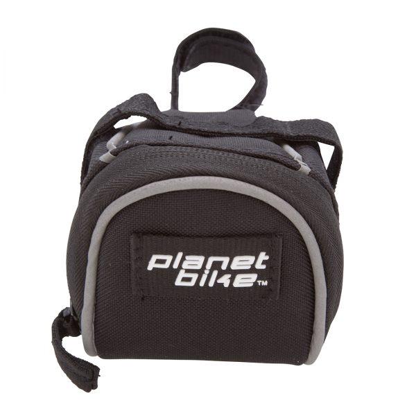 Planet Bike Little Buddy Bike Bag Rear View