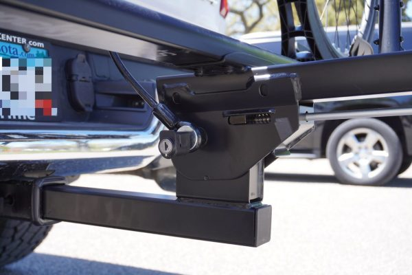 Monorail detail truck hitch Tuoteg