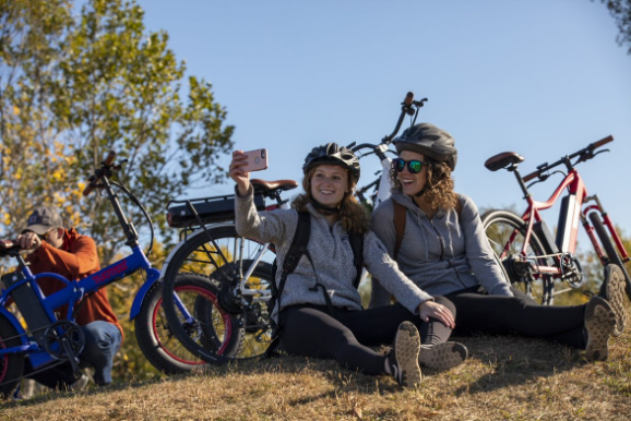 Bicycling for mental health tuoteg the electric bicycle