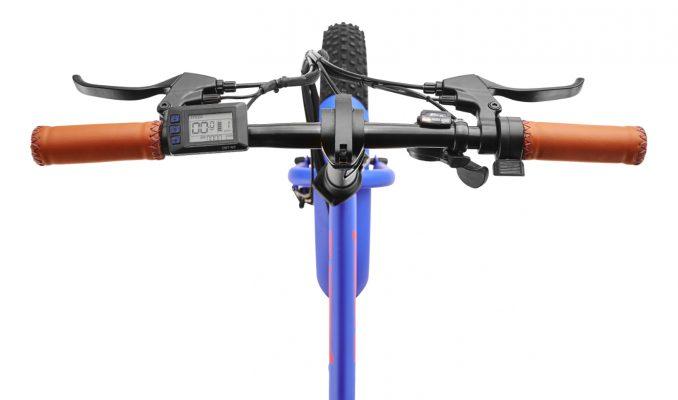 electric bike cockpit