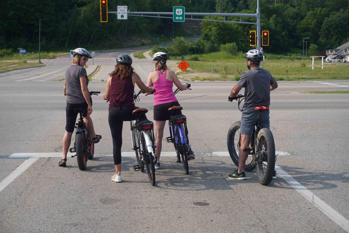 biking hand signals