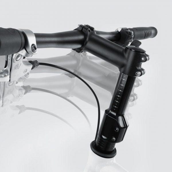 Stem Raiser Pro Ebike handlebar extender